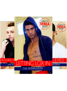 Marco's MMA Boys Series