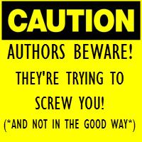 Authors Beware