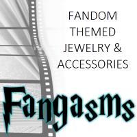 Fangasms Square Logo
