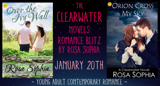 Clearwater Novels Blitz