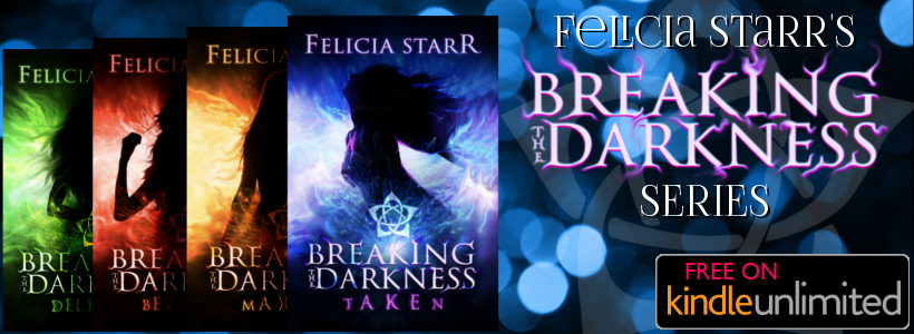 Bookstore - The Breaking the Darkness Series by Felicia Starr