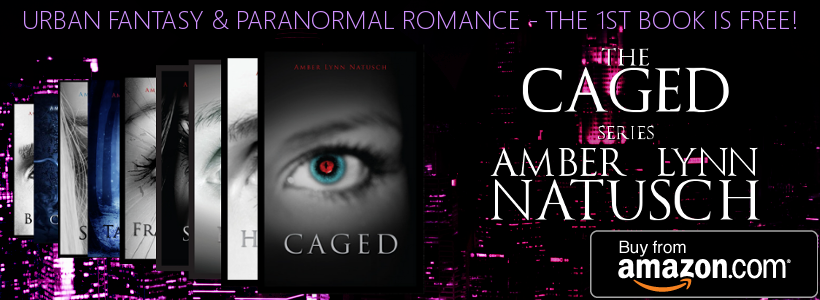 Bookstore - The Caged Series by ALN