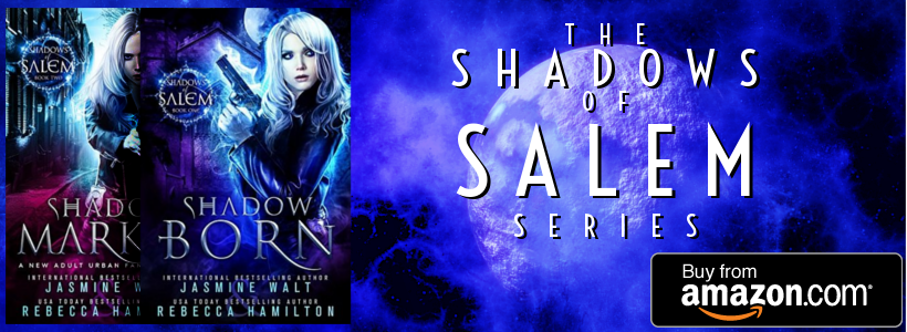 Bookstore - The Shadows of Salem Series by Jasmine Walt & Rebecca Hamilton
