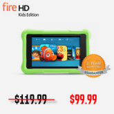 Sale - FireHD Kids Edition Bundle