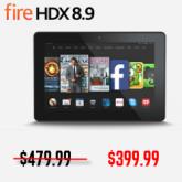 Sale - FireHDX 8.9